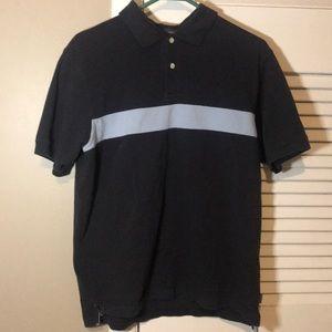 Short sleeved button shirt